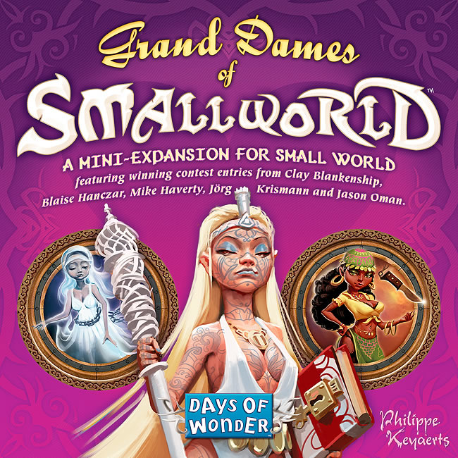 Small World: Grand Dames of Small World - obrázek