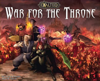 Exalted: War for the Throne - obrázek