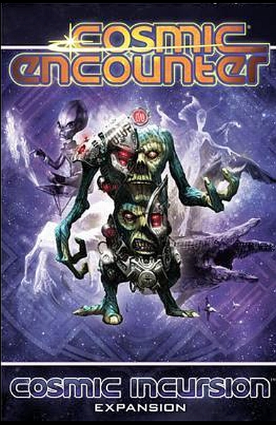 Cosmic Encounter: Cosmic Incursion - obrázek
