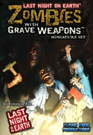 Last Night on Earth: Zombies with Grave Weapons - obrázek