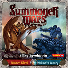 Sbirka Summoner Wars v CZ
