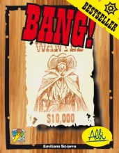 Bang! + Fistful of cards + Claus the Saint + Dodge