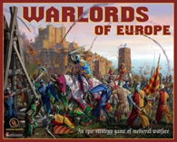 Warlords of Europe - obrázek