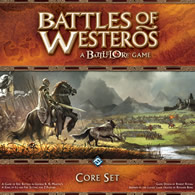 Battles of Westeros core + Warden of the West + Lo