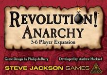 Revolution! - 5 to 6 Player Expansion - obrázek