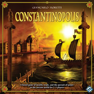 Constantinopolis ‐ FFG English edition (2010)