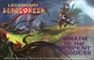 Legendary Dungeoneer: Wrath of the Serpent Goddess - obrázek
