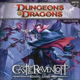 Dungeons & Dragons: Castle Ravenloft Board Game - obrázek
