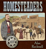 Homesteaders ‐ QG Masterprint edition (2012)