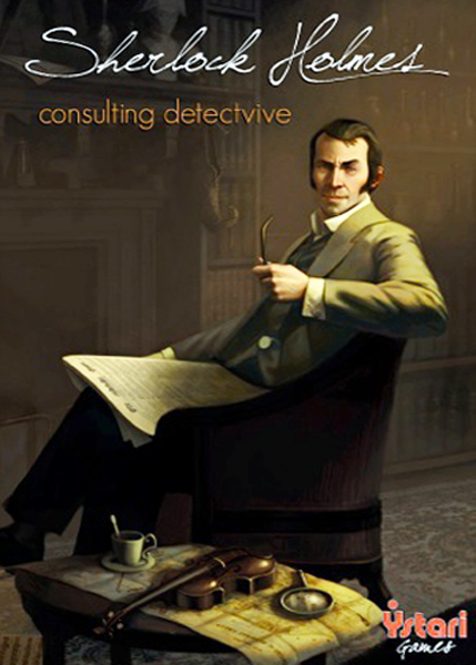 Sherlock Holmes Consulting Detective - obrázek