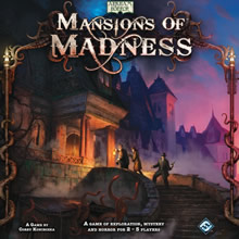 Mansions of Madness (1. edicia) + 2 scenare
