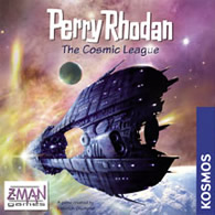 Perry Rhodan: The Cosmic League - obrázek