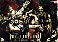 Resident Evil Deck Building Card Game