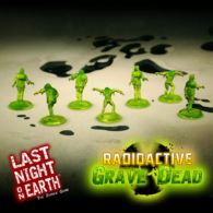 Last Night on Earth: 'Radioactive Grave Dead' supplement - obrázek