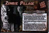 Last Night on Earth: 'Zombie Pillage' Supplement - obrázek