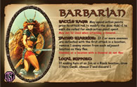 Defenders of the Realm: The Barbarian - obrázek