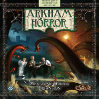 Arkham horror: Miskatonic Horror