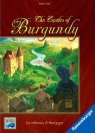 Castles of Burgundy: 7th Expansion Champ. Board
