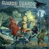 Guards! Guards! A Discworld Boardgame - obrázek