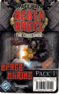 Space Hulk: Death Angel - The Card Game - Space Marine Pack 1 - obrázek