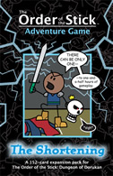 Order of the Stick Adventure Game: The Shortening - obrázek