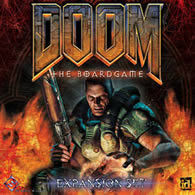 Doom: The Boardgame Expansion Set - obrázek