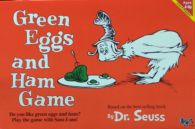 Dr. Seuss Green Eggs and Ham Game - obrázek