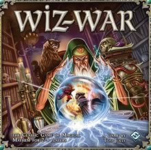Wiz-war + 2 expanze