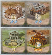 Blue Moon City: Expansion Tile Sets 1 & 2 - obrázek