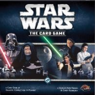 Star Wars LCG: základ + Hoth cycle (6x force pack)