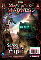 Mansions of Madness: Season of the Witch - obrázek