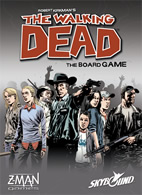 Walking Dead, The: The Board Game - obrázek