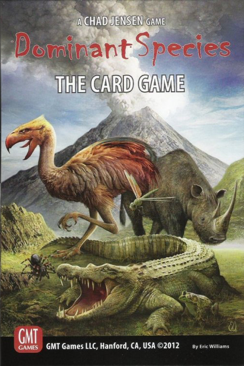 Dominant Species: The Card Game - obrázek