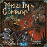 Shadows over Camelot: Merlin's Company - obrázek
