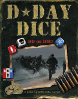 D-Day Dice + Atlantikwall