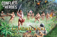 Predám Conflict of Heroes: Guadalcanal