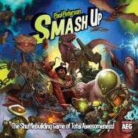 Smash up + Awesome lvl 9000 + Monster Smash
