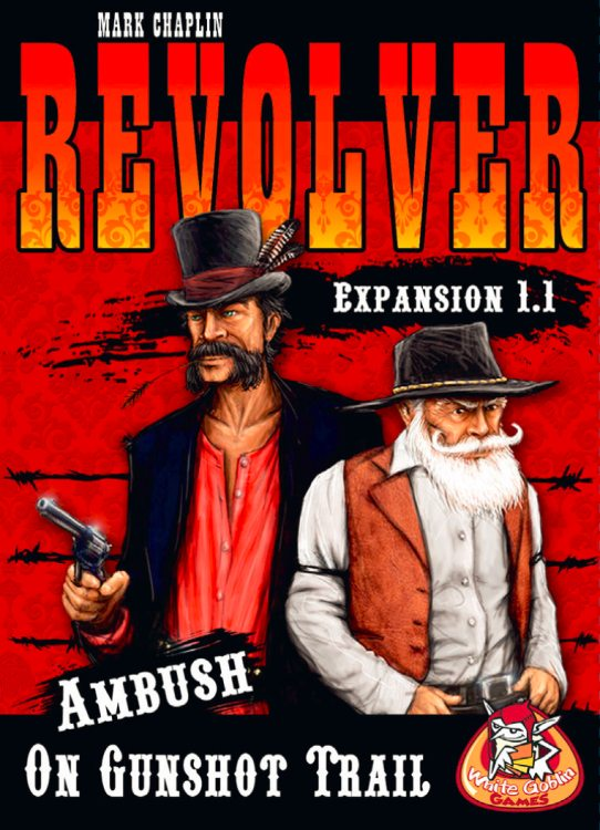 Revolver Expansion 1.1: Ambush on Gunshot Trail - obrázek