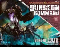 Dungeon Command: Sting of Lolth - obrázek