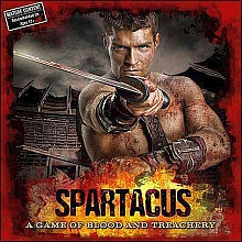 Spartacus: A Game of Blood & Treachery - vo fólii