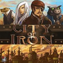City of Iron 1.ed. + rozš. Experts and Engines
