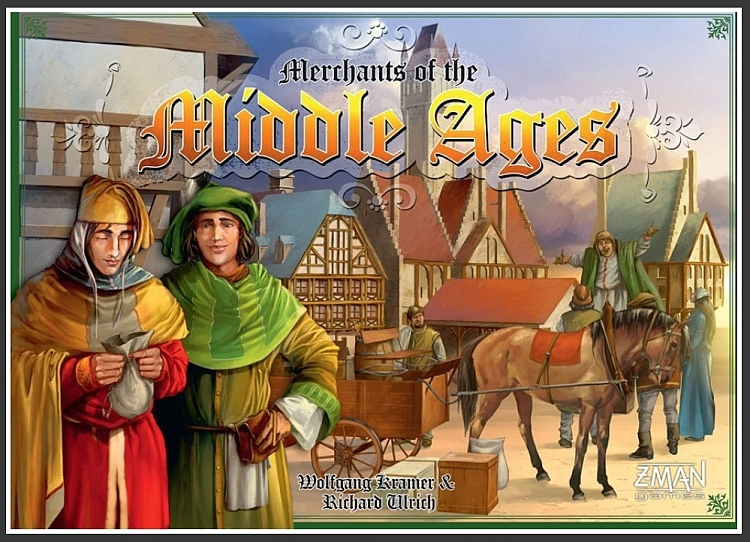 Merchants of the Middle Ages - obrázek