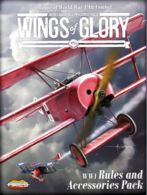 Wings of Glory: WW1 Rules and Accessories Pack - obrázek
