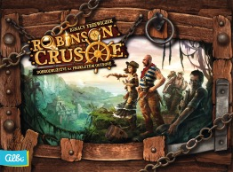 Robinson Crusoe: Z-Man Games, EN, ve folii