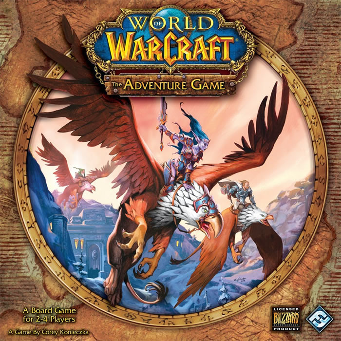 World of Warcraft: The Adventure Game - obrázek