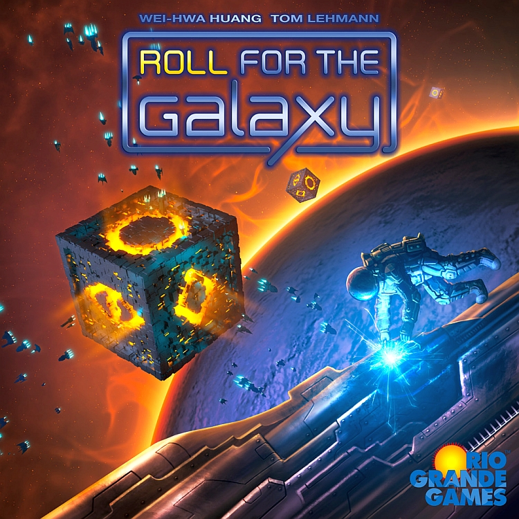 Roll for the Galaxy - obrázek