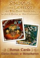 Shadows over Camelot: The Card Game - Merlin & Morgan Promo cards - obrázek