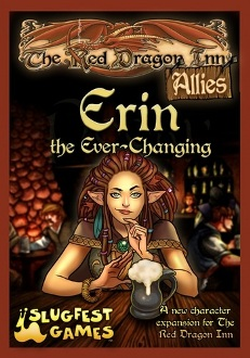 Red Dragon Inn, The: Allies - Erin the Ever-Changing - obrázek