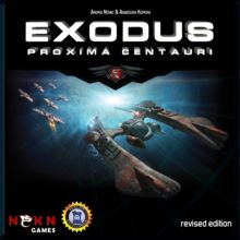 Exodus: Patron of the Void KS pledge + 3 promo pac