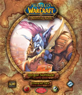 World of Warcraft: The Adventure Game - Dongon Swiftblade - obrázek